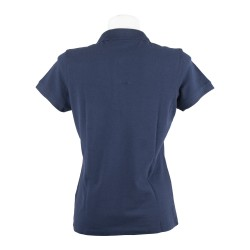 Polo Donna Urban Navy - Retro