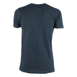 T-shirt Uomo Navy - Retro