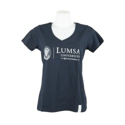T-shirt Donna Navy - Fronte