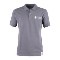 Polo Uomo Dark Grey Fronte