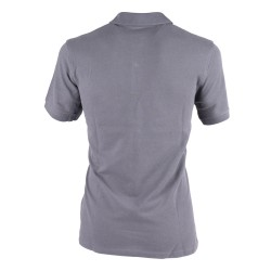 Polo Uomo Dark Grey Retro